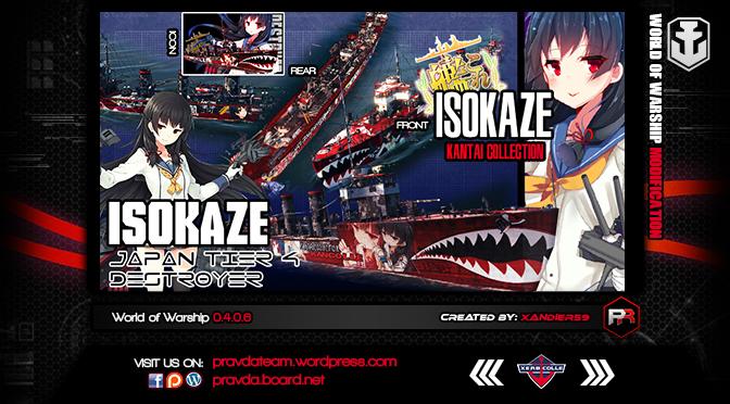 [Xandier59] Isokaze
