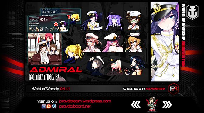 [Xandier59] Admiral v3
