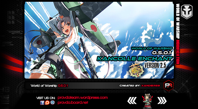 Interface: Kancolle Enchant Rebirth ver2.5
