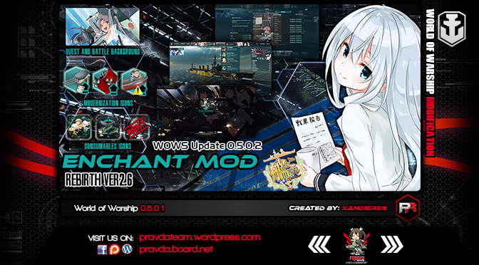 Interface: Kancolle Enchant Rebirth ver2.6