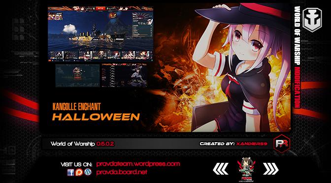 Interface: Kancolle Halloween