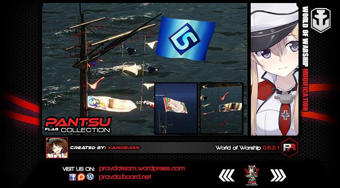 WoWs: Pantsu Flag/Signal 2.0