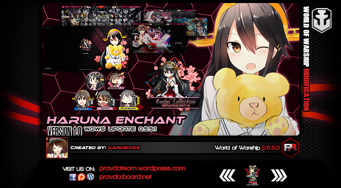 INTERFACE: Haruna Enchant 1.0