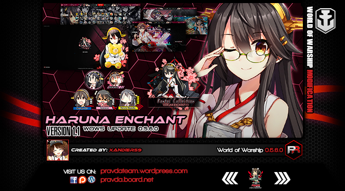 INTERFACE: Haruna Enchant 1.1