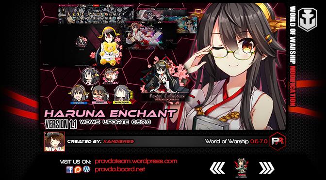 INTERFACE: Haruna Enchant 12