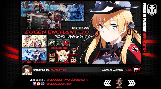 Interface: Eugen Enchant 3.0