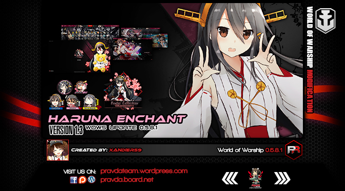 INTERFACE: Haruna Enchant 1.3
