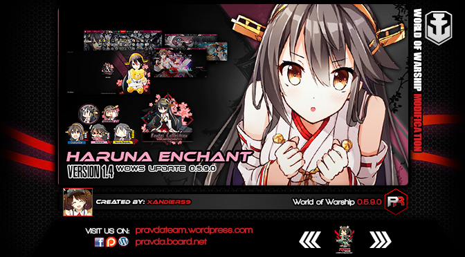 INTERFACE: Haruna Enchant 1.4