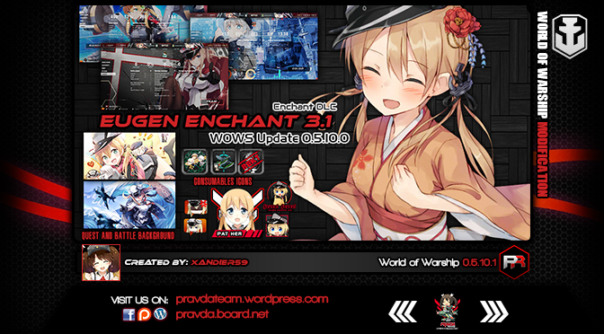 Interface: Eugen Enchant 3.1