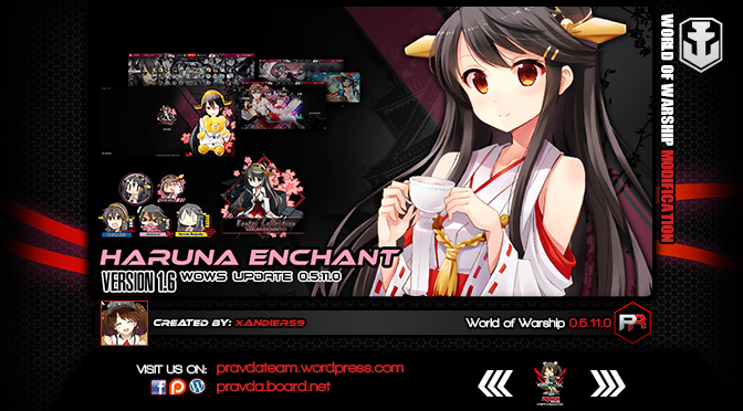 INTERFACE: Haruna Enchant 1.6