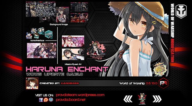 INTERFACE: Haruna Enchant 1.8