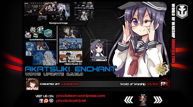 INTERFACE: AKATSUKI ENCHANT 2.1