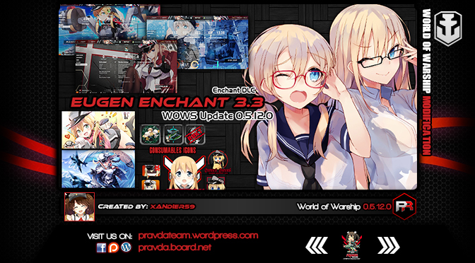 Interface: Eugen Enchant 3.3