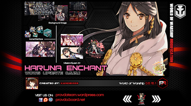 INTERFACE: Haruna Enchant 1.9