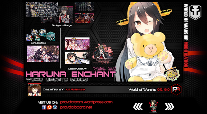 INTERFACE: Haruna Enchant 2.0