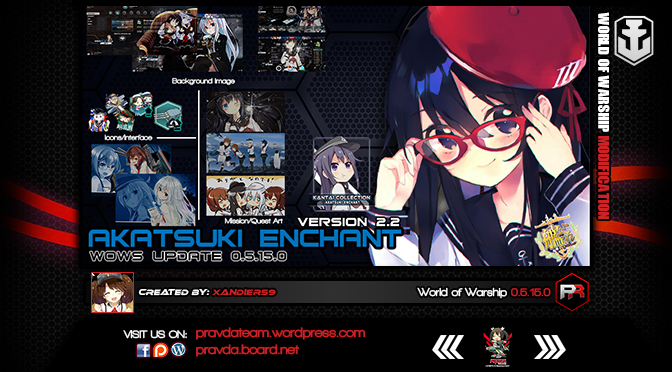 INTERFACE: AKATSUKI ENCHANT 2.2