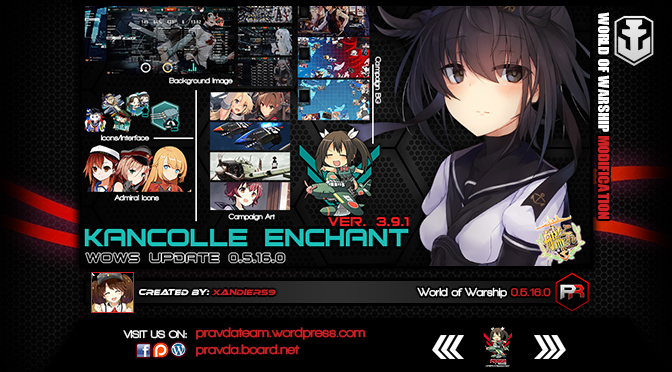 Interface: Kancolle Enchant Ver 3.9.1
