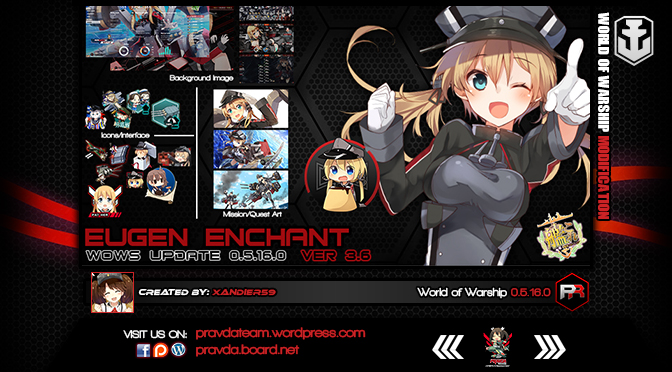 Interface: Eugen Enchant 3.6.1