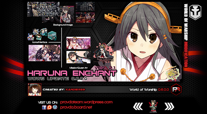 INTERFACE: Haruna Enchant 2.1