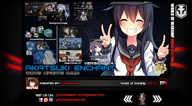 INTERFACE: Akatsuki Enchant 2.4.1