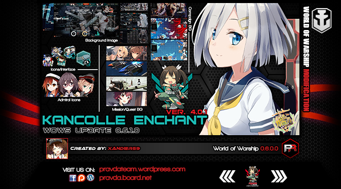Interface: Kancolle Enchant Ver 4.0.1