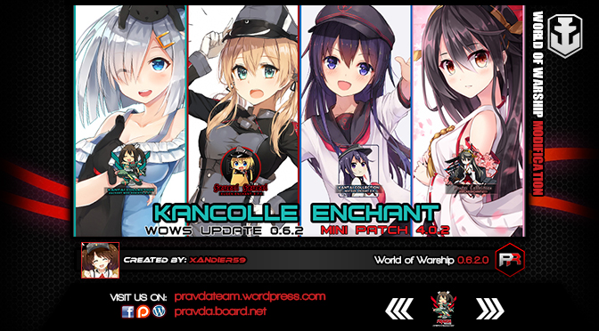 Interface: Kancolle Enchant Ver 4.0.2