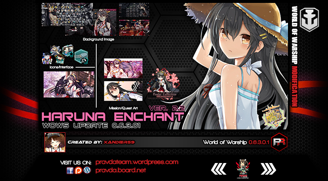 INTERFACE: Haruna Enchant 2.2