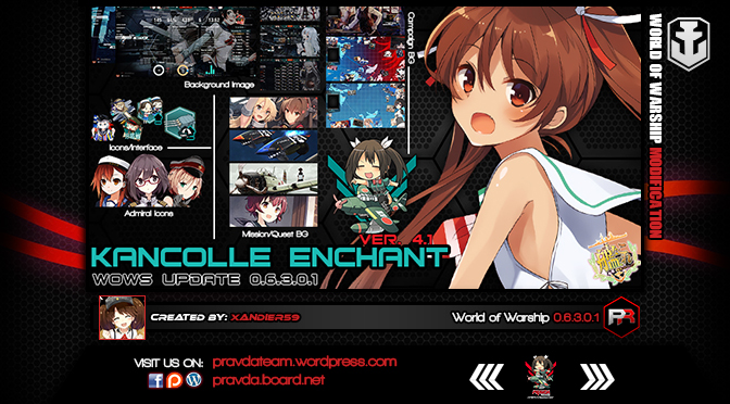 Interface: Kancolle Enchant Ver 4.1