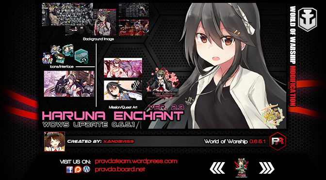 INTERFACE: Haruna Enchant 2.3