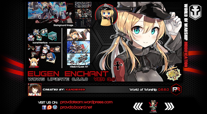 Interface: Eugen Enchant 4.0