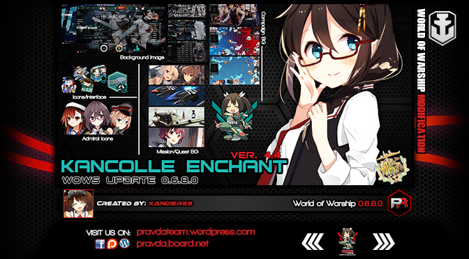 Interface: Kancolle Enchant Ver 4.4