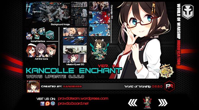 Interface: Kancolle Enchant Ver 4.4